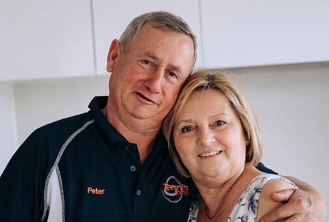 Peter & Elaine